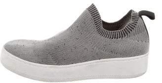 Rag & Bone Round-Toe Slip-On Sneakers