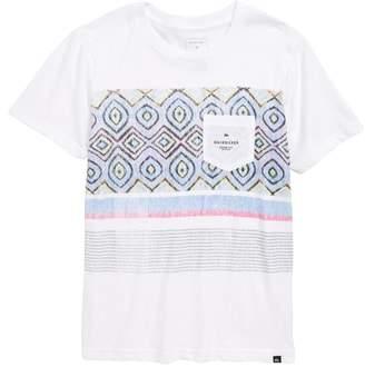 Quiksilver Chumbo Graphic Pocket T-Shirt