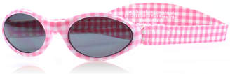Kidz Banz Adventure 2-5 years Sunglasses Pink Gingham APG 50mm