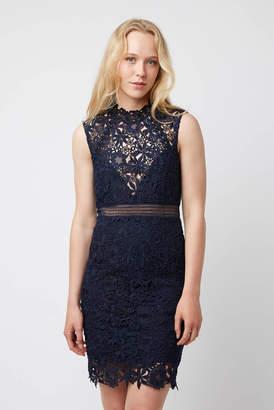 Under Bardot Paris Lace Dress