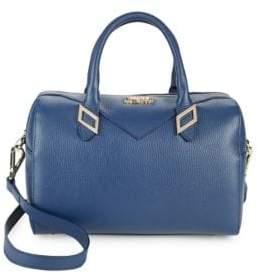 Versace Medium Leather Barrel Bag