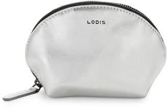 Lodis Logo Metallic Pouch