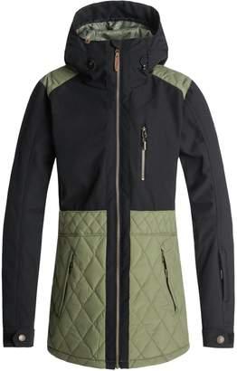 Roxy Journey Hooded Jacket - Women's