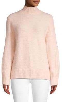 Maje Mockneck Sweater