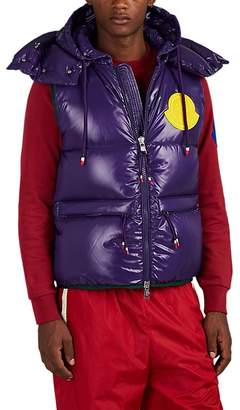 Moncler 2 1952 Men's Lorent Down-Quilted Hooded Vest