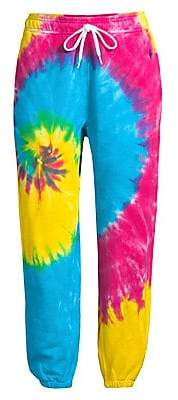 Polo Ralph Lauren Women's Tie-Dye Cotton Joggers