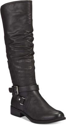 White Mountain Layton Riding Boots Women's Shoes