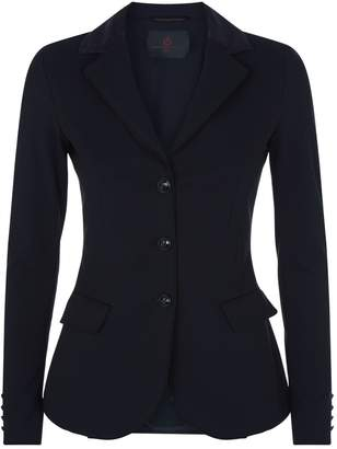 Cavalleria Toscana Fitted Riding Jacket