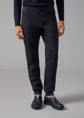 Giorgio Armani Stretch Jogging Trousers