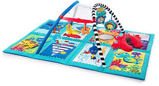 Baby Einstein Jumbo Book Mat Play Gym