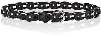 Isabel Marant Women's Deakin Leather Chain Belt
