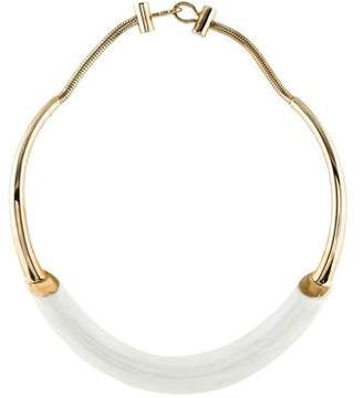 Jason Wu for Pluma Lauren Enamel Collar Necklace