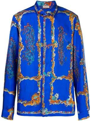 Emilio Pucci Portofino print shirt