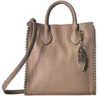 Jessica Simpson Camile Mid-Size Tote Cross Body Handbags