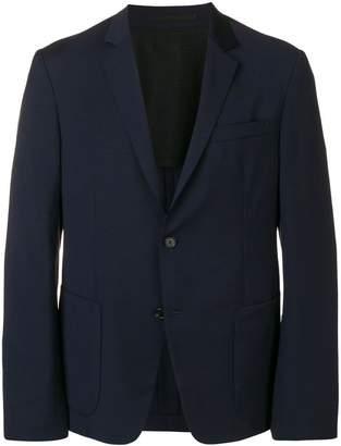 Prada single breasted blazer