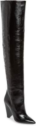 Saint Laurent Niki Over the Knee Boot