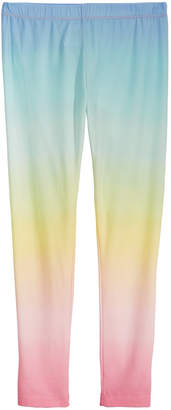 Epic Threads Big Girls Rainbow Ombre Leggings