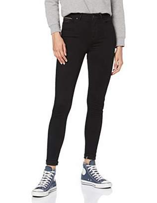 5c72e3a32c Tommy Hilfiger Women's Th Ess Harlem Ulr Skinny A ANI Straight Jeans, Blue  915,
