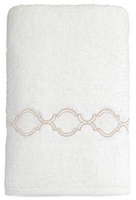Soft Twist Trellis Bath Pestemal Towel