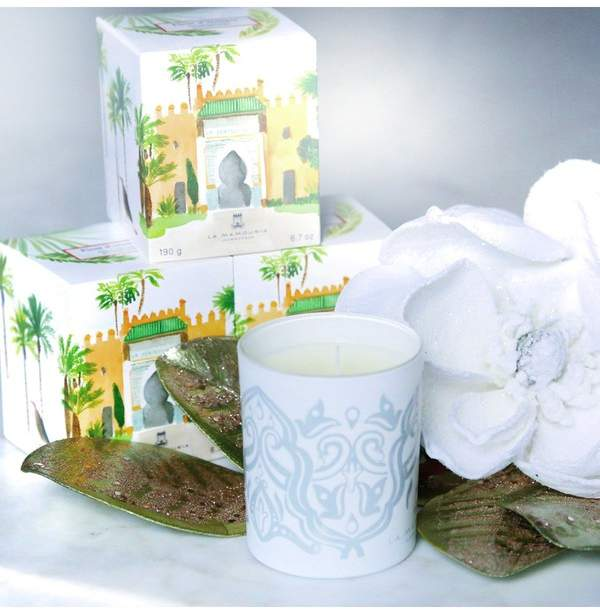 ASHA by Ashley McCormick ASHA by Ashley McCormick La Mamounia Candle