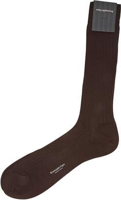 Ermenegildo Zegna Cotton Socks