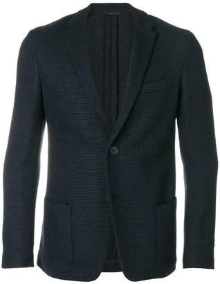 Fendi single breasted blazer