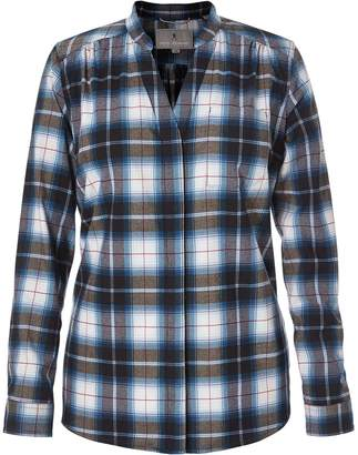 Royal Robbins Merinolux Plaid Flannel Shirt - Women's