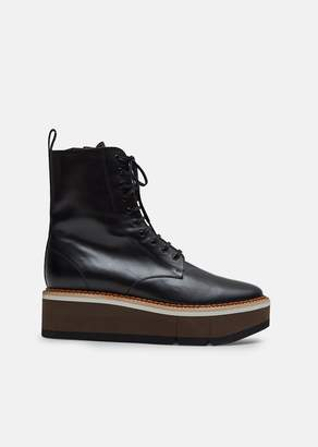 Berenice Clergerie Lace Up Boots