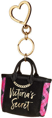 Victoria's Secret Victorias Secret Mini City Tote Keychain