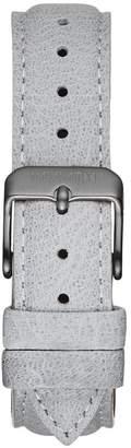 MVMT Womens Boulevard Series18mm Light Grey Leather