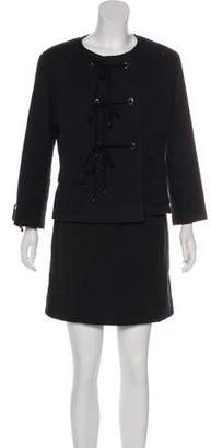 Chanel Paris-New York Skirt Suit