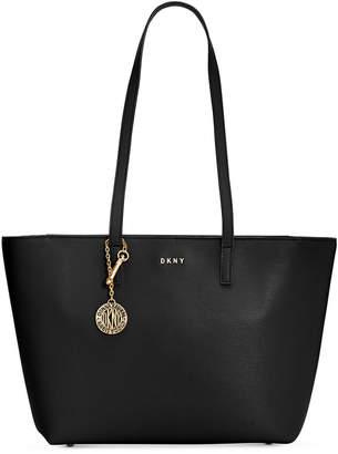 DKNY Sutton Leather Bryant Medium Tote
