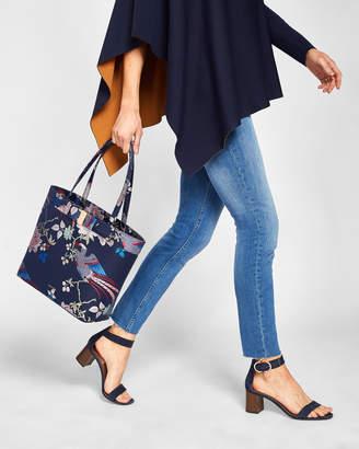 Ted Baker ORLEAA Chinoiserie Jacquard shopper bag