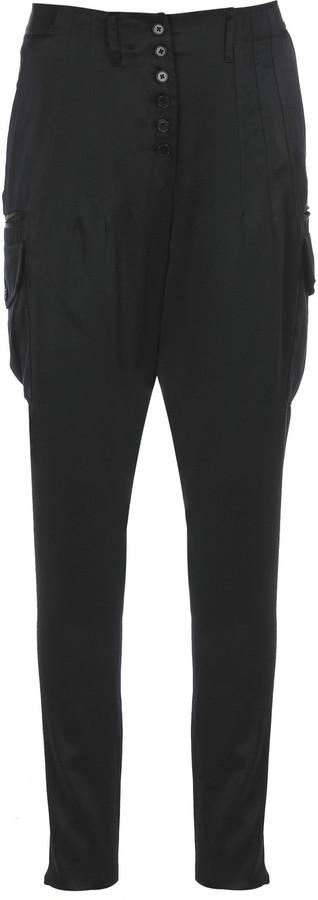 Alexander Wang Silk harem pants