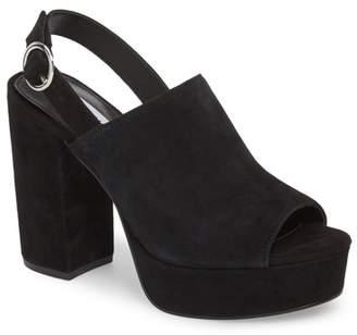Steve Madden Carter Slingback Platform Sandal (Women)