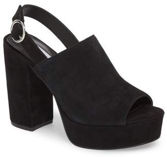 Steve Madden Carter Slingback Platform Sandal