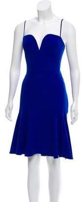 Milly Sleeveless Midi Dress w/ Tags