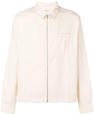 YMC zipped shirt-jacket