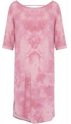 DKNY Tie-Dye Modal-Blend Jersey Nightdress