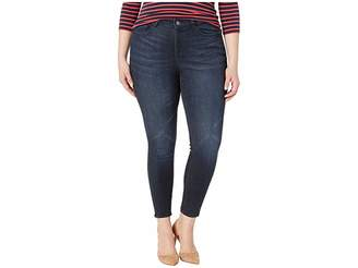 DL1961 Plus Size Florence Ankle Mid-Rise Instasculpt Skinny in Redmond