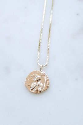 Lily Ashwell Joan the Warrior Necklace