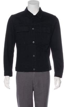 Helmut Lang Button-Up Shirt