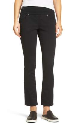 Jag Jeans Peri Pull-On Twill Ankle Pants