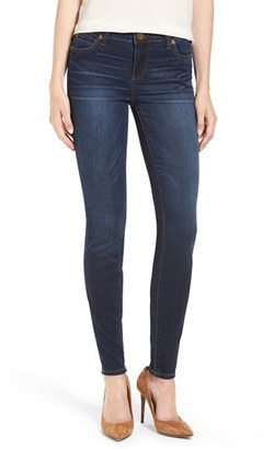 Women's Kut From The Kloth Mia Stretch Skinny Jeans $89 thestylecure.com