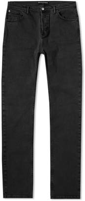 Balenciaga Low Waist Slim Jean