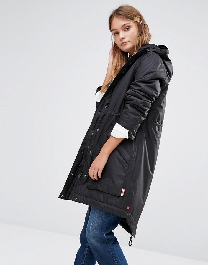 HunterHunter Original Insulated Parka Raincoat