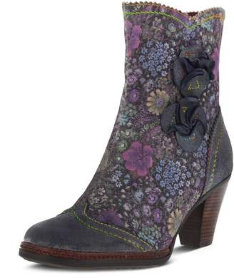 Spring Step L ARTISTE Women's L'Artsite by Spring Step, Simonetta Ankle Boots 3.7 M