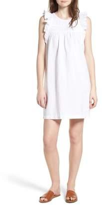 AG Jeans Jennifer Ruffle Babydoll Dress