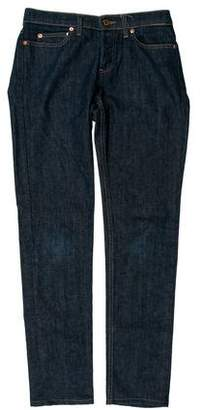 Band Of Outsiders Five Pocket Skinny Jeans