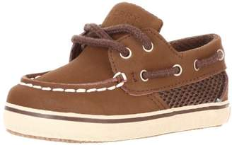 Sperry Intrepid Crib B Boat Shoe (Infant/Toddler)